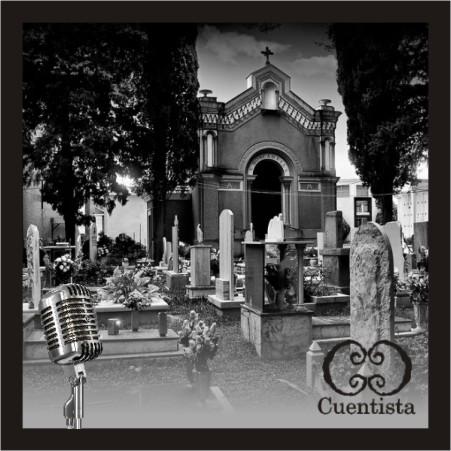 cementerio del cuento : al fin llegó
